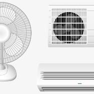 Кондиционер или вентилятор - как не ошибиться с выбором