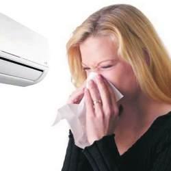 Как не простудиться при использовании кондиционера