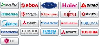 Фирмы-производители кондиционеров